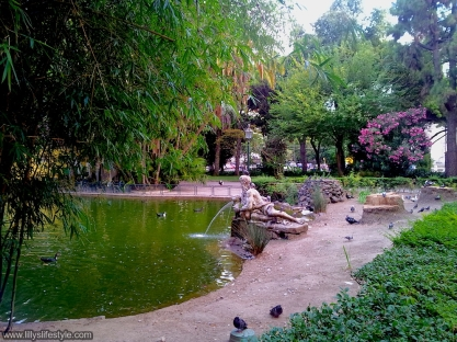 giardini a lisbona
