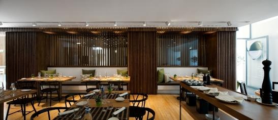 Interior Open Brasserie