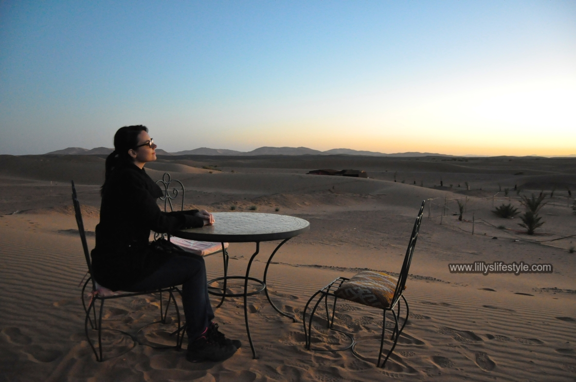 merzouga deserto