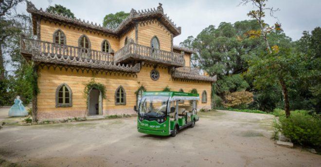 trasporti visita sintra portogallo