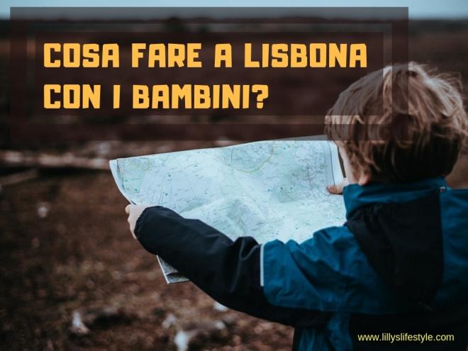 ATTIVITÀ BAMBINI LISBONA