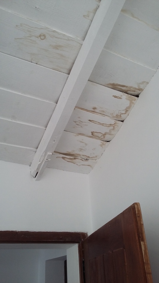 Soffitto della sala