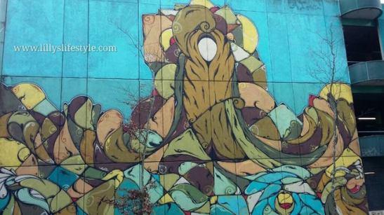 street art oporto portogallo