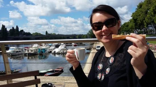 colazione caffè porto angers francia