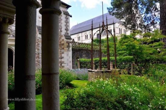 ex-ospedale militare di Saint Jean angers francia
