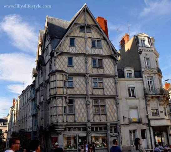 cosa vedere a angers francia