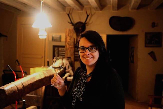 prova vini valle loira francia Coulée de Serrant