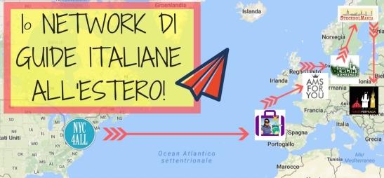 network guide italiane estero tour