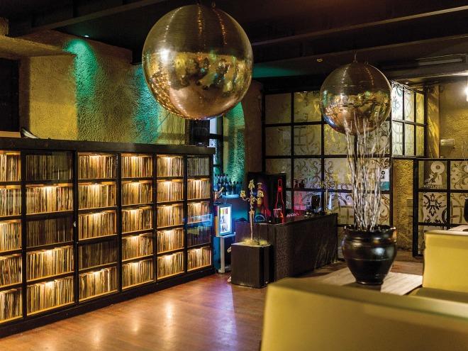 Vinylium Room Disco Bar Lisbona