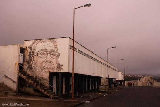 vhils street art são miguel azzorre