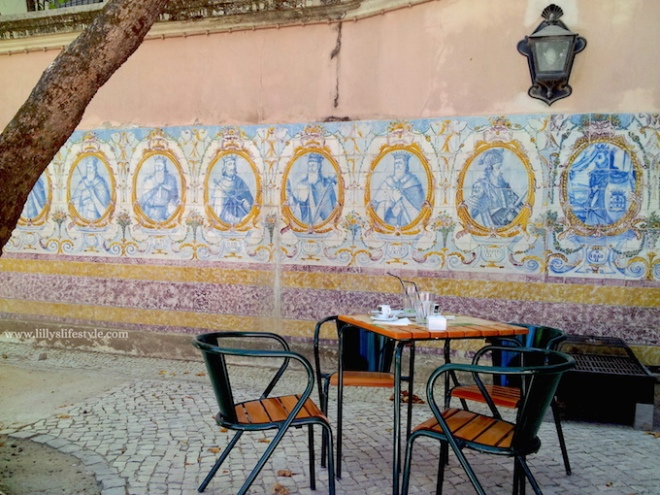 azulejos segreti lisbona