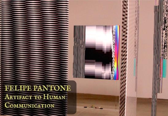 filipe pantone solo show lisbona