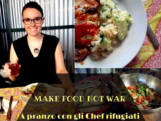 pranzo comunitario chef rifugiati