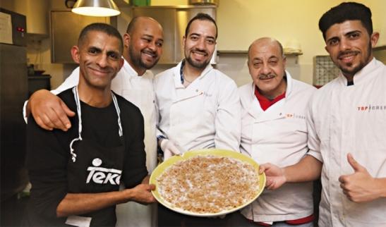 make food not war mouraria lisbona