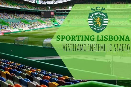 visita stadio sporting lisbona portogallo
