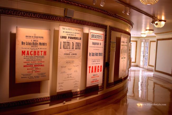 visitare teatro dona maria II lisbona portogallo