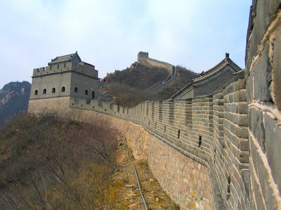 grande muraglia cinese Cina