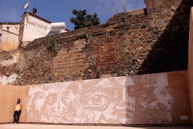 street art beja portogallo