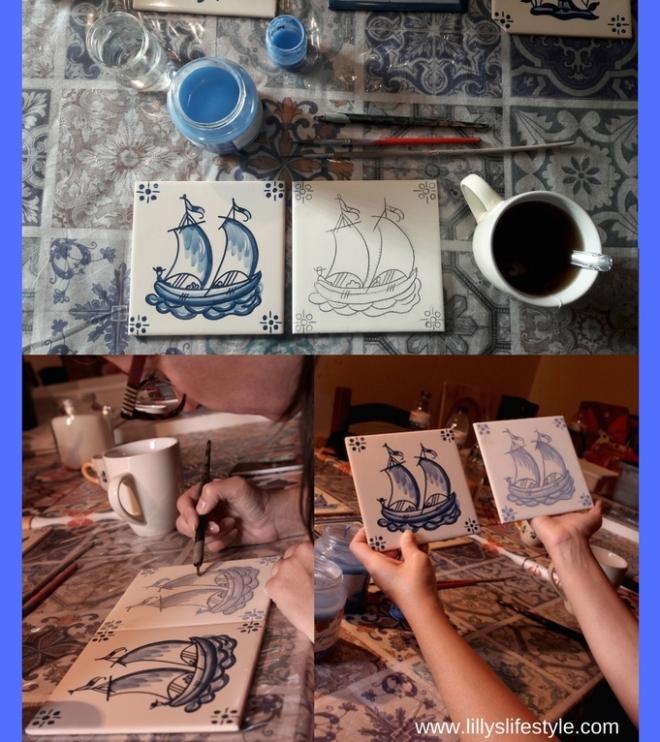 woekshop azulejos lisbona