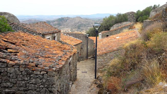 portogallo paese nella roccia