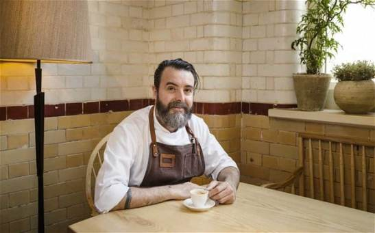 chef Nuno Mendes lisbona portogallo