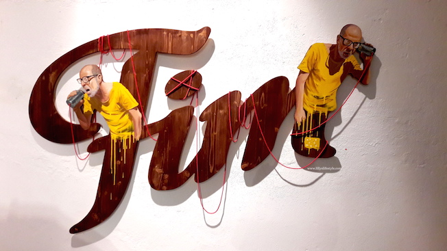 arte urbana galleria lisbona portogallo