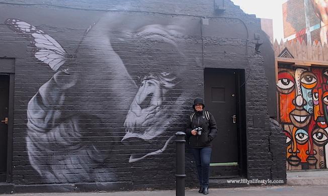 arte urbana londra alternativa