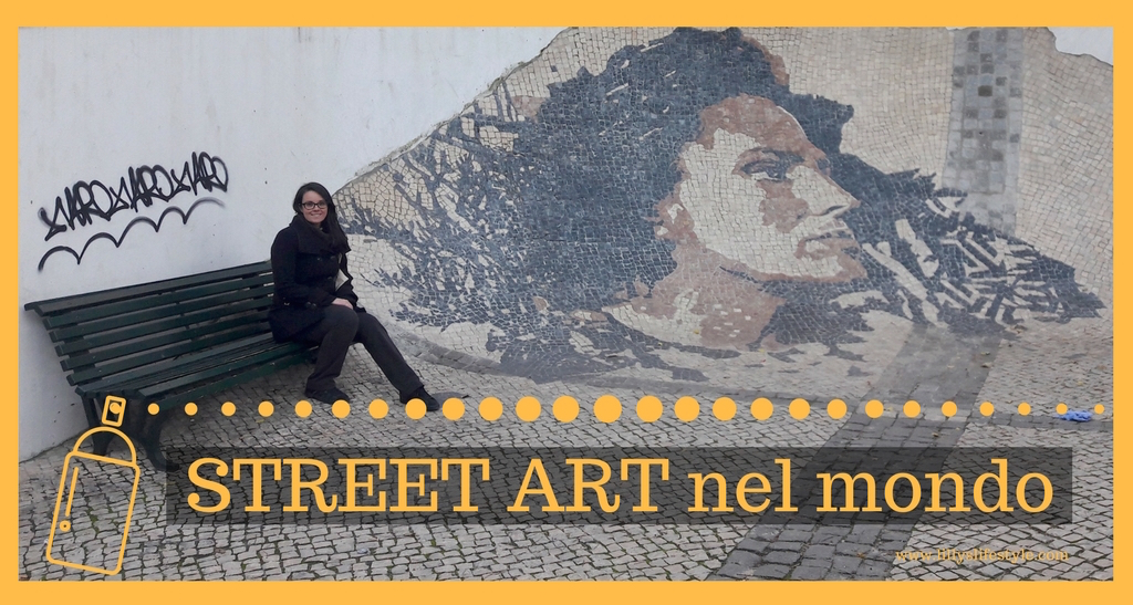 arte urbana viaggi nel mondo