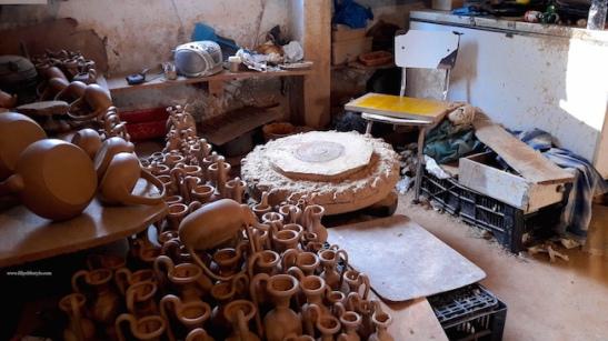 artigianato portogallo unesco terracotta