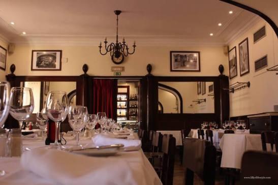 ristorante più antico lisbona