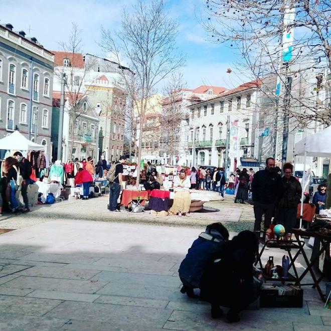 mercati di lisbona