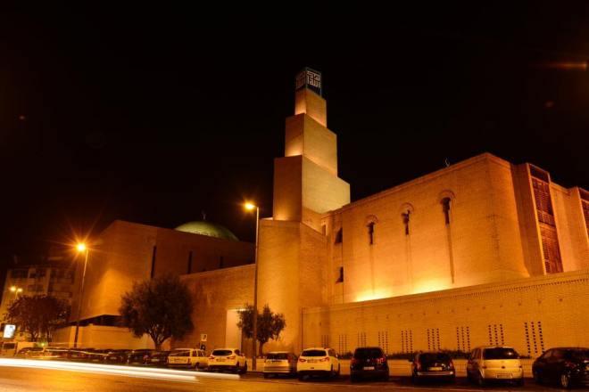 visita cena moschea lisbona