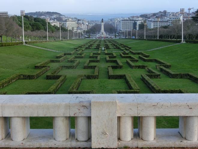 parchi e giardini di lisbona