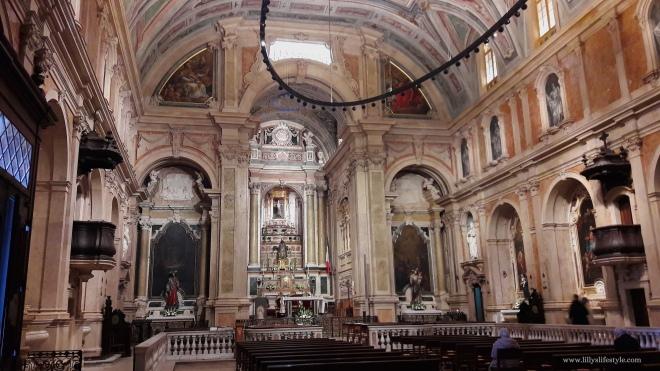 lisbona messa in italiano