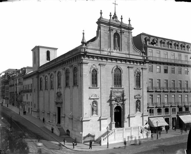 chiesa italiani lisbona