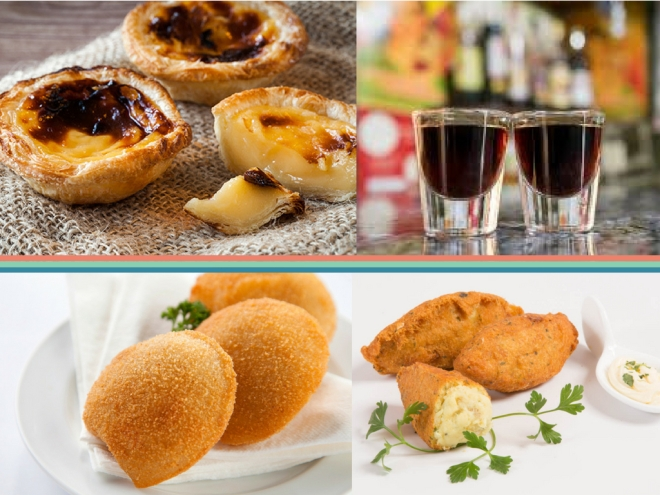 lisbona tour gastronomico