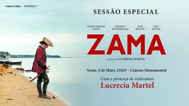cinema film ZAMA