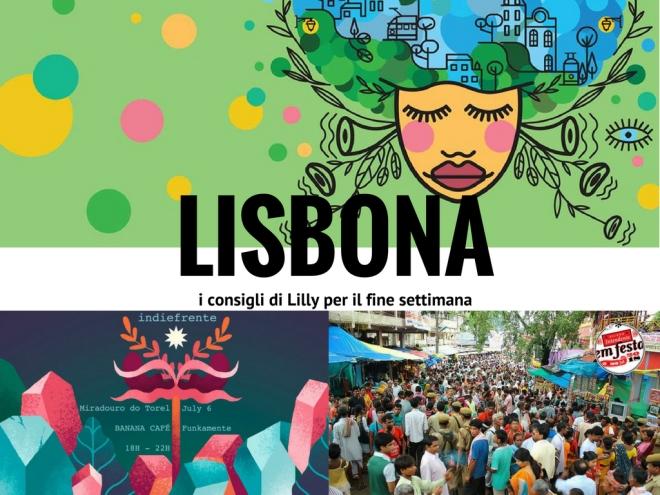 eventi lisbona luglio 2018