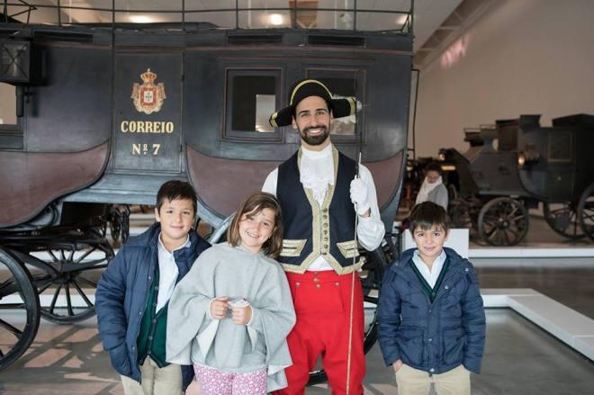 lisbona museo carrozze