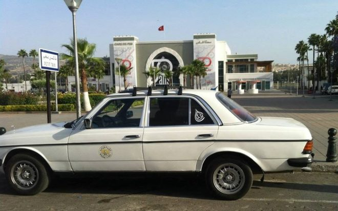 taxi fes marosso