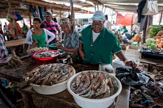 mercati maputo mozambico visitare