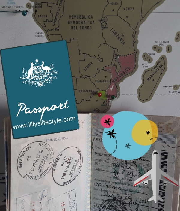 visto mozambico passaporto