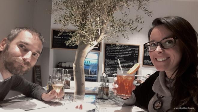 aperitivo italiano lisbona