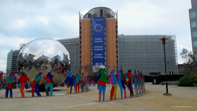 bruxelles comunità europea