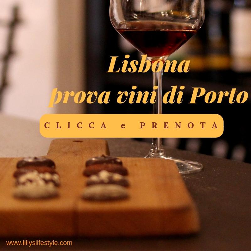 lisbona degustazione vini