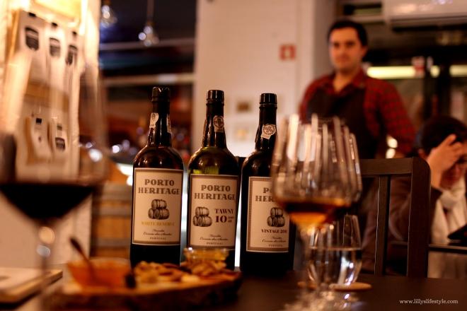 degustazione vini porto a lisbona