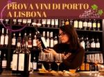 degustazione vino di porto lisbona