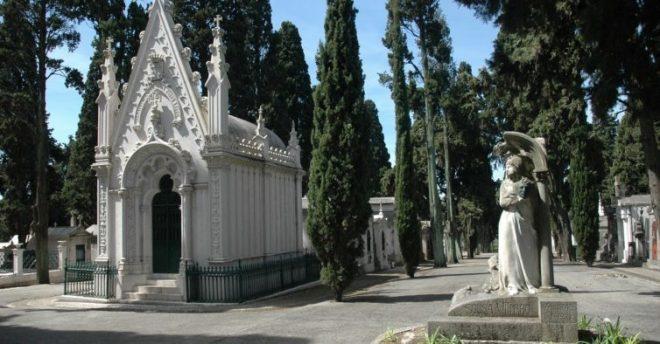 cimitero di lisbona portogallo