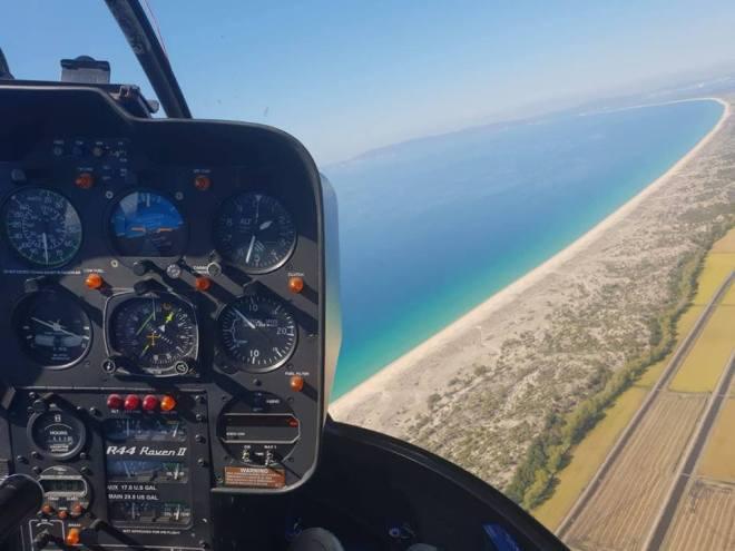 giro elicottero lisbona portogallo